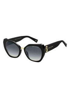 Marc Jacobs Square Acetate Sunglasses