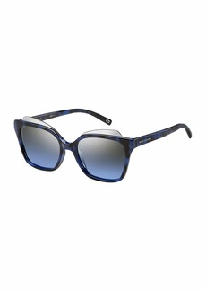 Marc Jacobs Square Capped Acetate Sunglasses