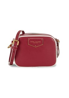 Marc Jacobs Square Leather Crossbody Bag