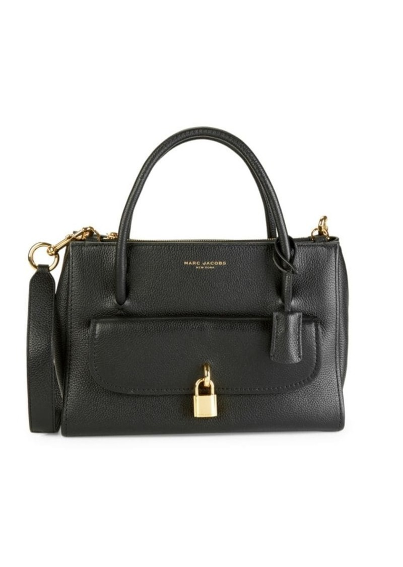 Marc Jacobs Star Leather Tote Bag