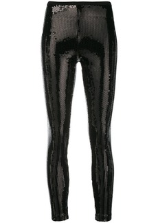 Marc Jacobs stretch sequin leggings