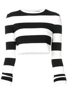 Marc Jacobs stripe print sweater