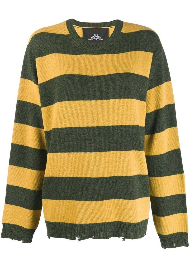 Marc Jacobs striped jumper