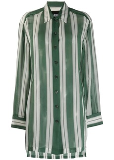 Marc Jacobs striped oversized shirt