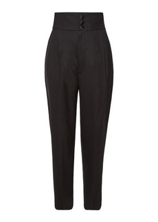 Marc Jacobs Tapered Wool Pants