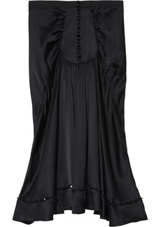 Marc Jacobs The 40's silk skirt