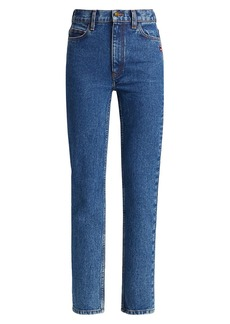 Marc Jacobs The 5 Pocket Cropped Jeans