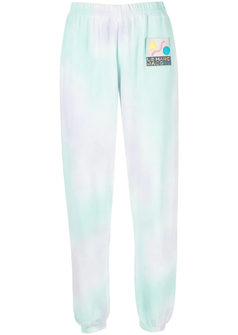 Marc Jacobs The Airbrushed track pants