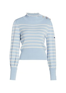 Marc Jacobs The Breton Armor Lux Sweater