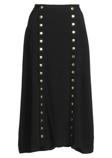 Marc Jacobs The Button-Up Midi Skirt