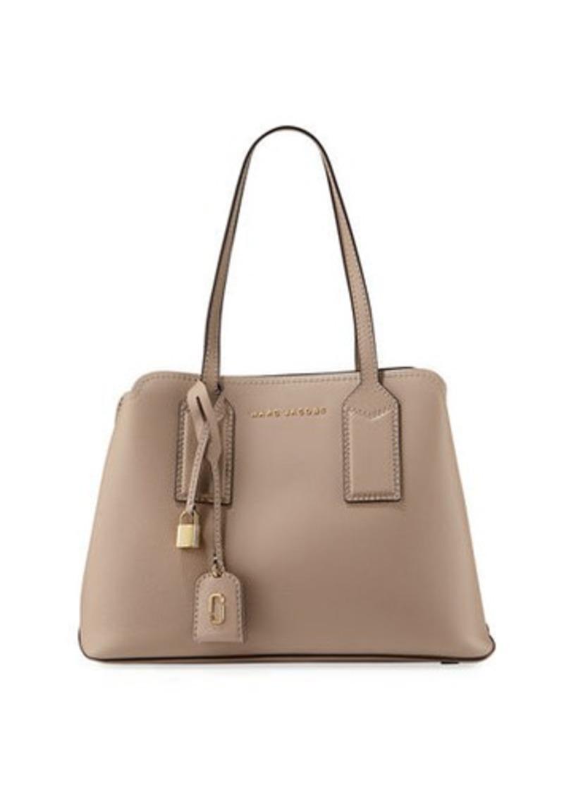 70156e14338 The Editor Large Pebbled Leather Tote Bag