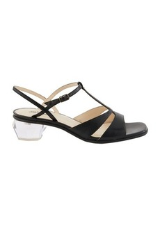 Marc Jacobs The Gem goatskin sandals
