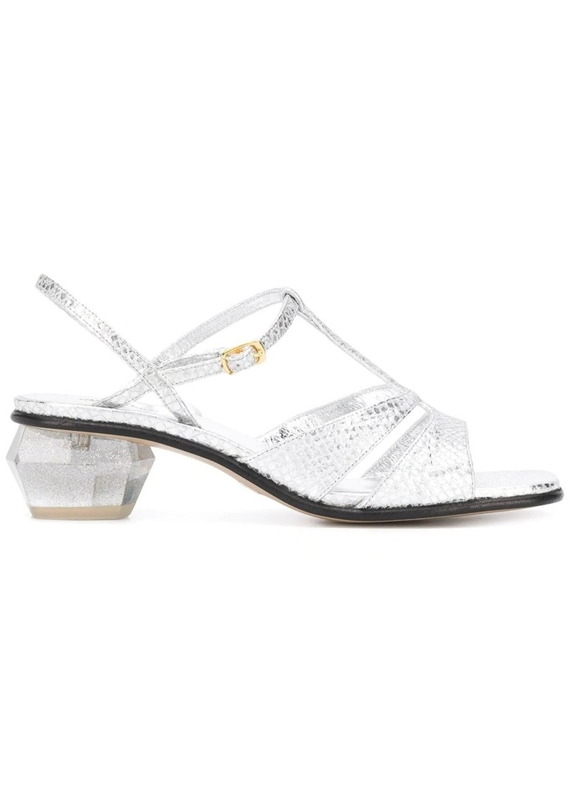 Marc Jacobs The Gem sandals