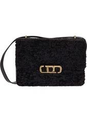 Marc Jacobs The J Link Faux Fur Shoulder Bag