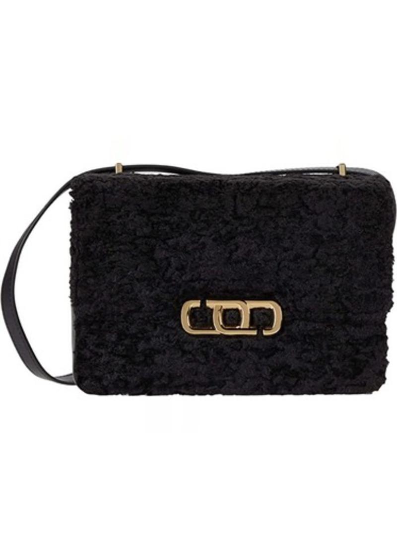 The J Link Faux Fur Shoulder Bag