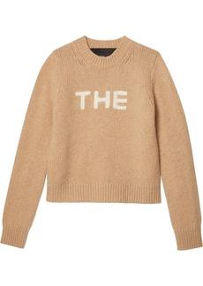 Marc Jacobs The intarsia knit jumper
