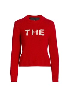 Marc Jacobs The Knit Crewneck Sweater