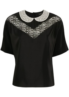 Marc Jacobs The Lace blouse