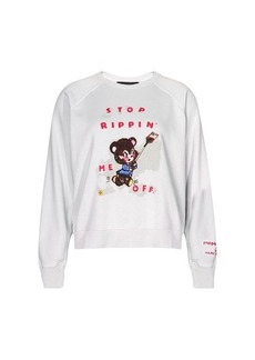 Marc Jacobs The Magda Sweatshirt