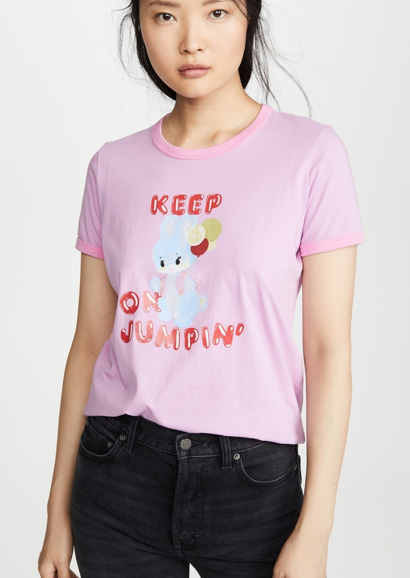 The Marc Jacobs Magda Archer x The Collaboration T-Shirt