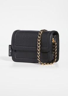 The Marc Jacobs Mini Cushion Bag