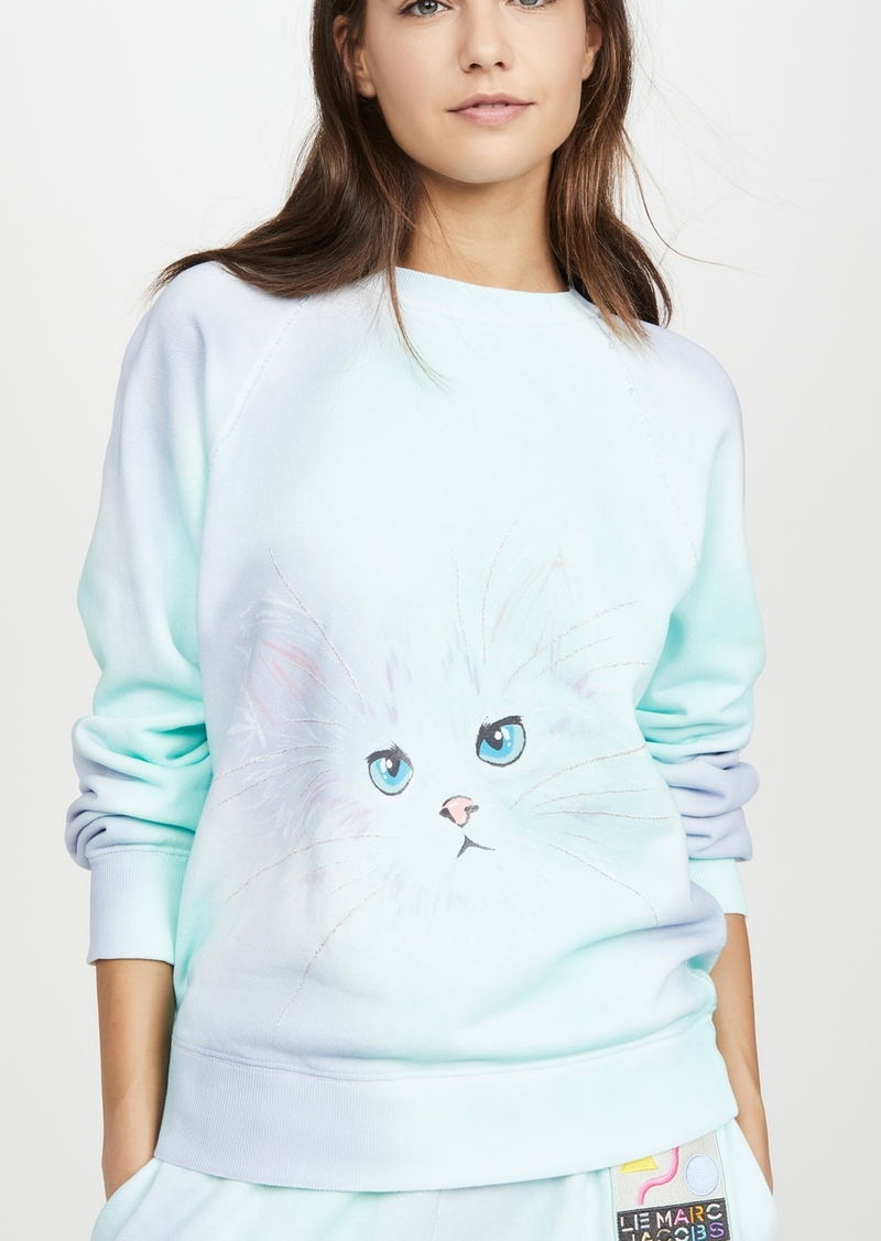 The Marc Jacobs The Airbrushed Sweatshirt
