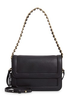 The Marc Jacobs The Cushion Leather Shoulder Bag