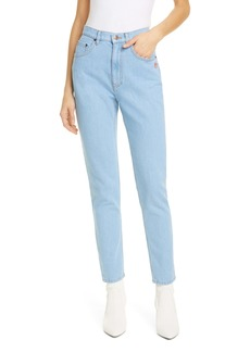 The Marc Jacobs The Five Pocket Skinny Jeans