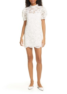 The Marc Jacobs The Shift Lace Minidress