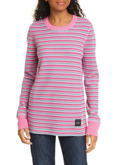 The Marc Jacobs The Thermal Merino Wool Blend Top