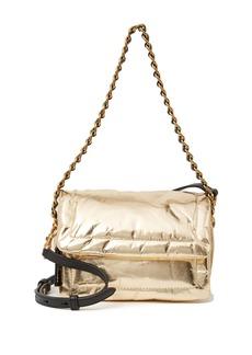 Marc Jacobs The Mini Pillow Metallic Shoulder Bag