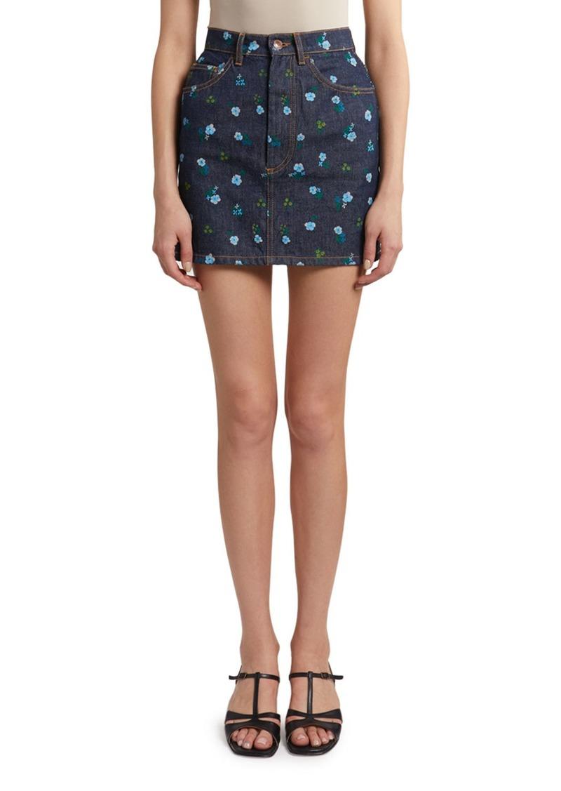 Marc Jacobs The Mini Skirt