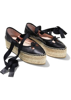 Marc Jacobs The Mouse Platform espadrilles
