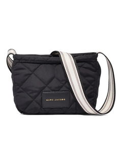 Marc Jacobs quilted messenger bag