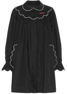 Marc Jacobs The Smock cotton minidress