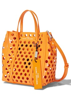Marc Jacobs The Tag 21 Perforated Leather Tote