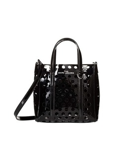 Marc Jacobs The Tag Tote 21 Perforated Patent