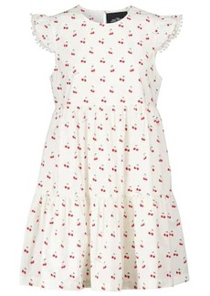 Marc Jacobs The Tent printed cotton minidress