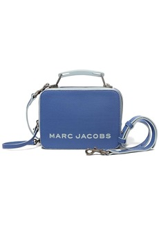 Marc Jacobs The Textured box-style crossbody bag