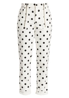 Marc Jacobs The Turn-Up Jeans