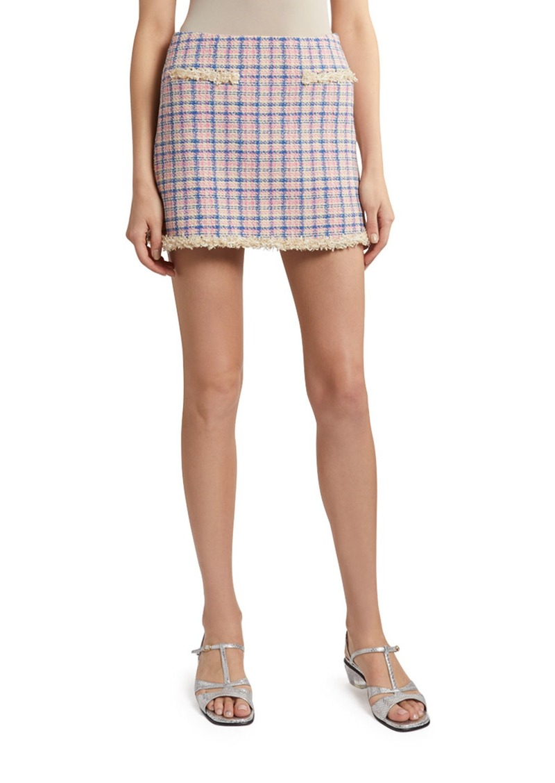 Marc Jacobs The Tweed Skirt