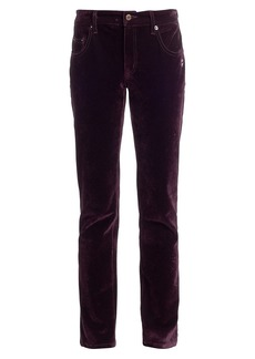 Marc Jacobs The Ultra Velvet Skinny Jeans