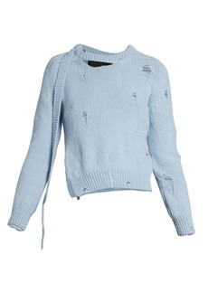 Marc Jacobs The Worn & Torn Sweater