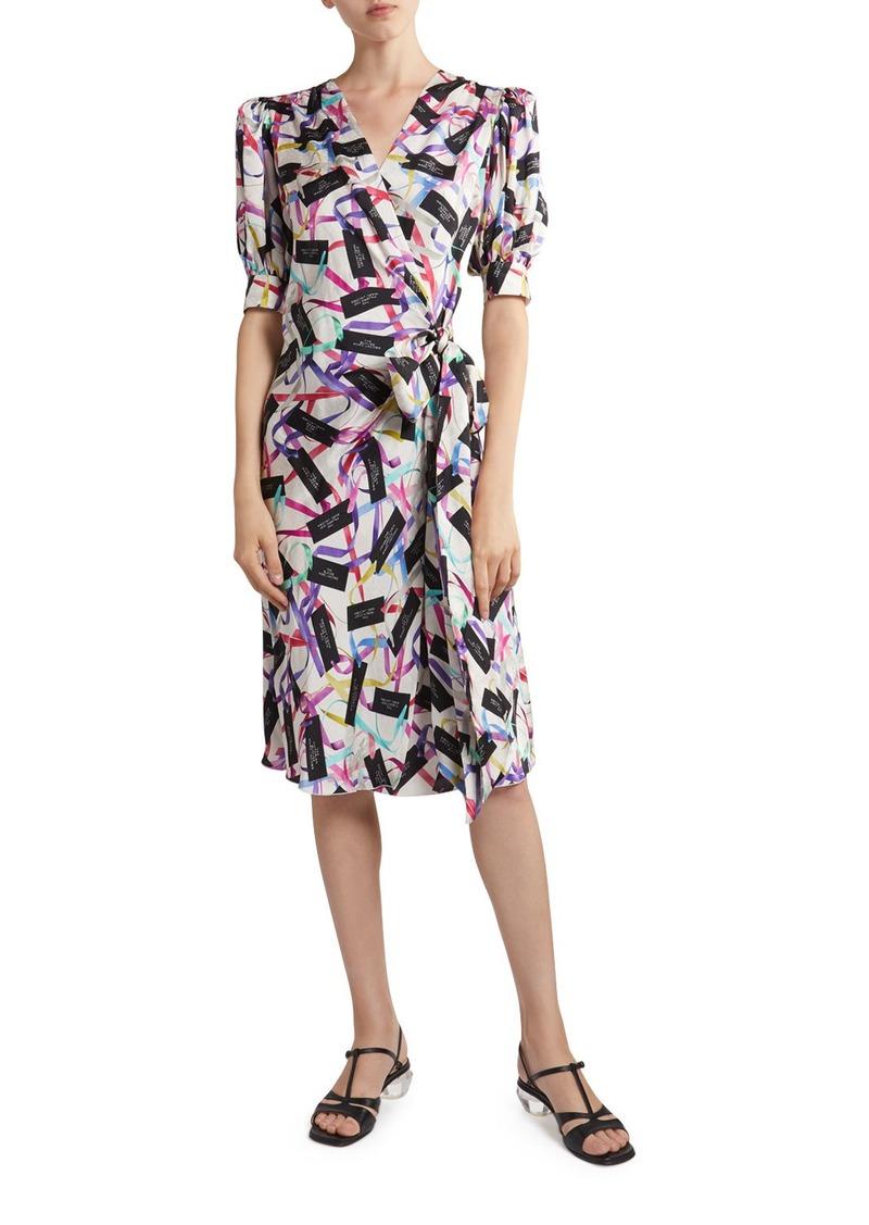 Marc Jacobs The Wrap Dress