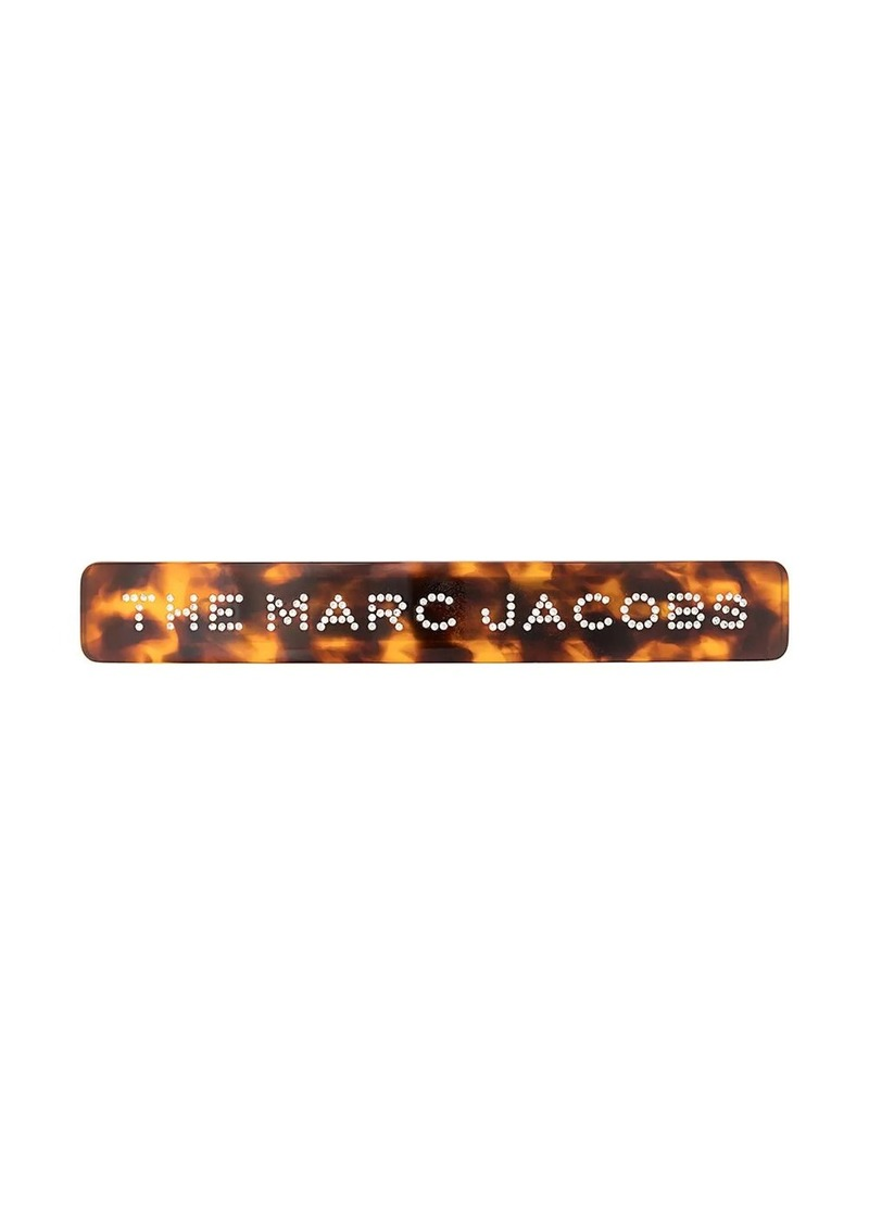 Marc Jacobs tortoiseshell-effect hair clip
