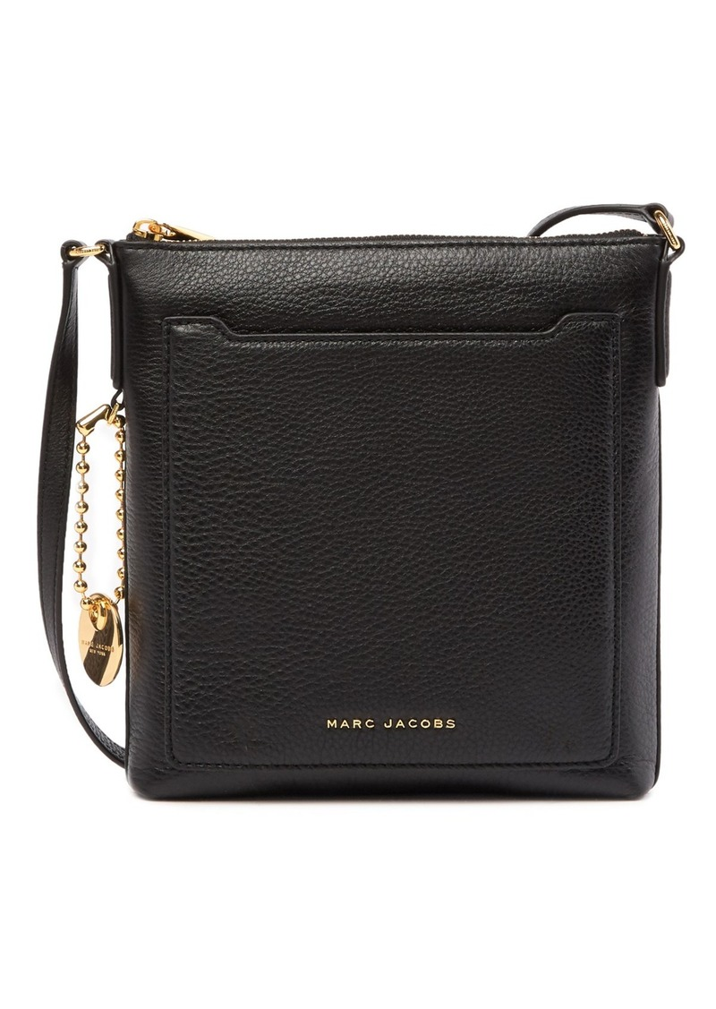 Marc Jacobs Tourist NS Leather Crossbody Bag