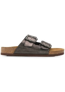 Marc Jacobs two-strap sandals