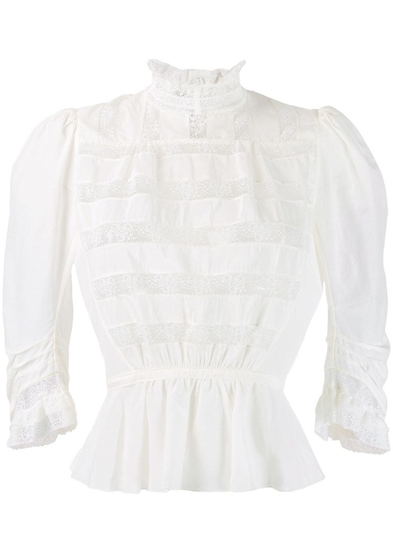 Marc Jacobs Victorian blouse
