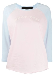 Marc Jacobs What The? jumper