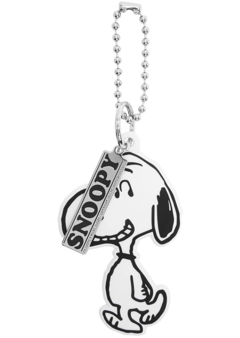 Marc Jacobs White Peanuts Edition 'The Snoopy' Charm